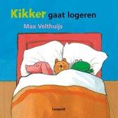 Boek cover Kikker - Kikker gaat logeren van Max Velthuijs