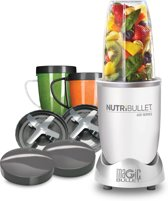NutriBullet 600 Series - 12-delig - Wit