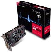 Sapphire 11267-18-20G videokaart Radeon RX 560 4 GB GDDR5