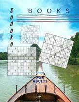 Suduko Books For Adults Travel: Soduko Puzzle Book Beginners - Perfect for Beginners, Medium difficulty Brain Puzzles Books for Beginners and Activiti