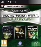 Tom Clancy's: Splinter Cell - HD Trilogy Edition