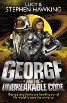 Boek cover George and the Unbreakable Code van Lucy Hawking (Paperback)