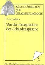 Von Der -Integration- Der Gebaerdensprache
