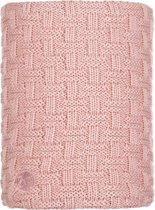 Buff Knitted & Polar Dames Nekwarmer - Blossom Pink - One Size