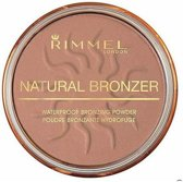 Rimmel Natural Bronzing - 021 Sunlight