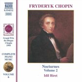 Chopin: Complete Nocturnes Vol 2 / Biret