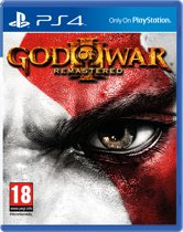 PS4 GOD OF WAR III - REMASTERED (EU)