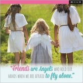 MILK - Kaart - Friends are angels...