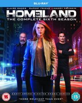 Homeland Season 6 [Blu-ray] (Import)