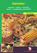 Boek cover Hamster - OD Basis boek van Onbekend (Paperback)
