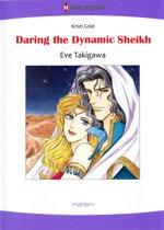DARING THE DYNAMIC SHEIKH (Harlequin Comics)