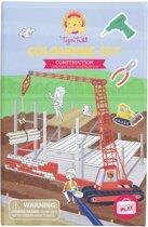 Tiger Tribe 6-0238 Kleurboek/-album kleurplaat en kleurboek