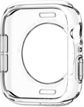 Spigen Apple Watch 4 (44mm) Liquid Crystal Case - Crystal Clear