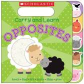 Carry and Learn Opposites