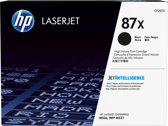 HP 87X Original Toner Cartridge zwart HY