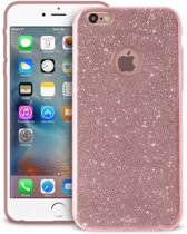 Puro Glitter Shine Cover iPhone 6 Plus/ 6SPlus - Rose Goud