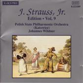Strauss Jr. J.: Edition Vol.9
