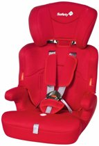 Safety 1st Ever Safe - Autostoel Groep 1/2/3 - Full Red