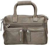 Micmacbags Westernbag Schoudertas A6 Taupe