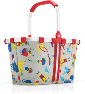 Reisenthel Carrybag Xs Kids Boodschappenmand - Maat XS - Polyester - 5 L - Circus Rood