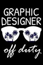 Graphic Designer Off Duty