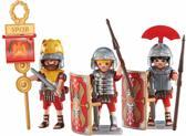 Playmobil 6490 - 3 Romeinse Soldaten