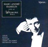 Marc-Andre Hamelin live at Wigmore Hall - Alkan, Busoni, etc
