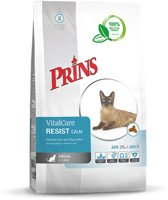Prins VitalCare Kat Resist Calm - Gevogelte -Kattenvoer - 1.5 kg