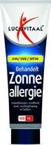 Lucovitaal Zonneallergie SPF 30 Zonnebrand Crème - 100 ml