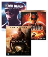 Riddick Complete Collection (Blu-ray)