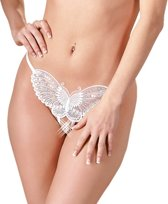 Witte Butterfly string