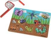 KidKraft magnetische puzzel- Insecten