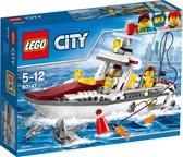 LEGO City Vissersboot - 60147