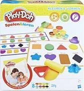 Play-Doh Kleuren En Vormen - Klei