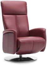 Rode Leren Relaxstoel.Bol Com Rode Leren Stoel Kopen Alle Rode Leren Stoelen Online