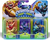 Skylanders Swap Force: Adventure Triple Pack Star Strike, Gill Grunt, Trigger Happy