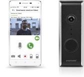 Smartwares DIC-23112 | Wi-Fi doorbell - Bedraad - 1080P HD Wifi en LAN