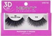 KISS: I-ENVY: 3D LASH COLLECTION - 118 (KPEI118)