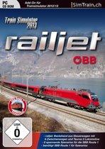 ÖBB Railjet