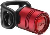 Lezyne Femto Drive Rear Led Fiets Achterlicht - Batterij - 7 Lumen - Rood