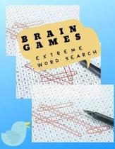Brain Games Extreme Word Search