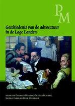 Geschiedenis van de advocatuur in de Lage Landen