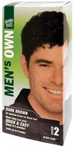 Hennaplus Men's Own Dark Brown - Haarverf