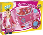 Totum Flower Power bag - Bloementas versieren