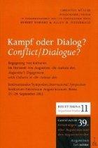 Kampf oder Dialog?