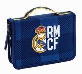 Real Madrid Kings of Europe - Gevuld etui - 34 stuks - Blauw