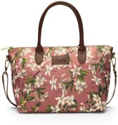 ESSENZA Jennah Verano Carry All Tas Dusty Rose