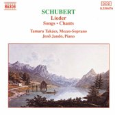 Schubert: Chants / Tamara Takacs, Jeno Jando