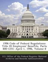 1996 Code of Federal Regulations