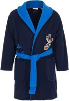 Kinderbadjas - Jake and the NeverLand Pirates (Navy/Blauw)Disney